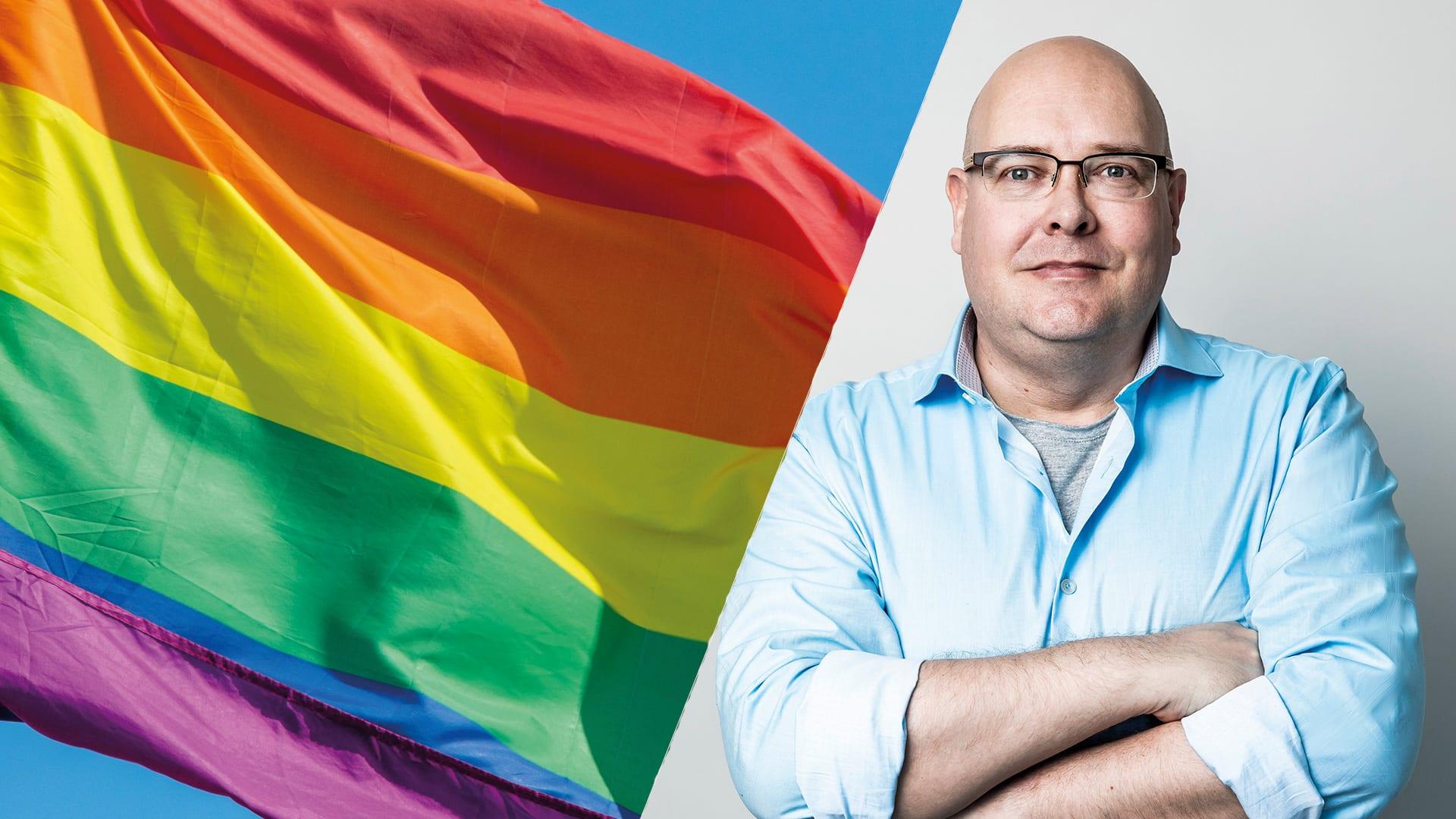 """QX: """"Kommuner och myndigheter ska inte gå i Prideparader"""""""