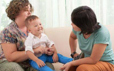 Förbättra stödet till regnbågsfamiljer